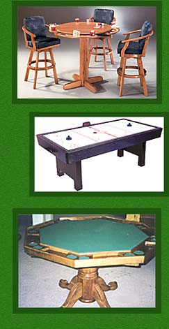 Poker Tables ...