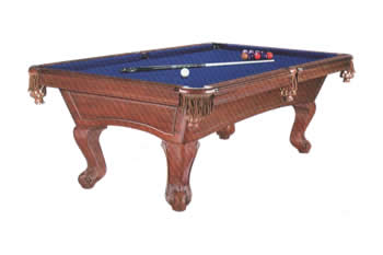 MetTech Inc Research Triangle NC Billiard EquipmentSupplies - Regent pool table